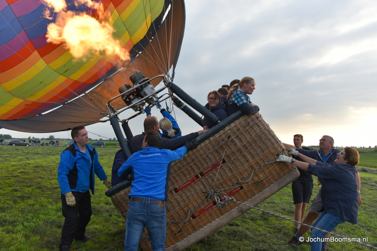 Ballonvaart oudwoude